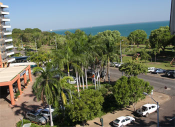 Darwin you're seen it on TV no experience the  this vibreant tropical city and  it outback quaint charm